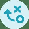 strategies icon